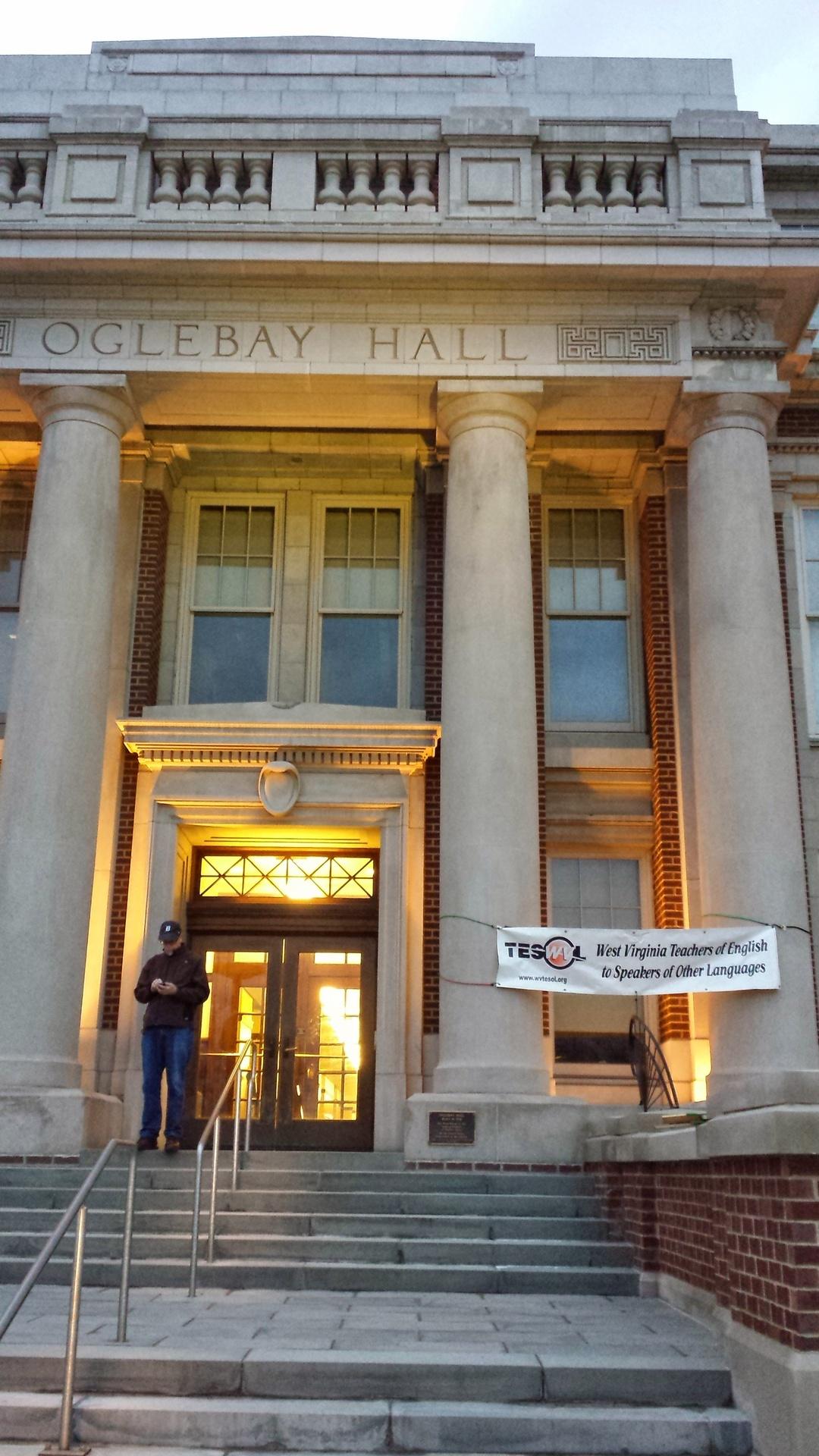 Oglebay Hall